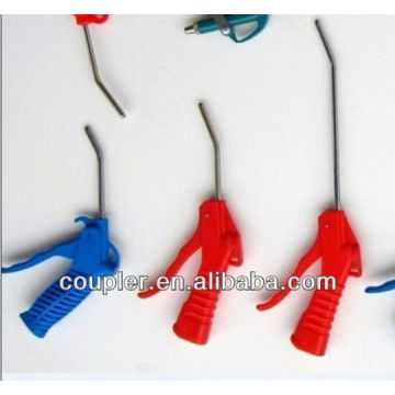 Red air gun for pneumatic tools
