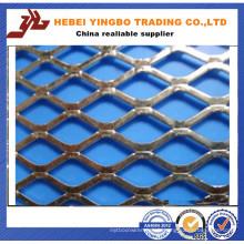 Plate-forme de travail en métal expansé en acier doux à usage intensif