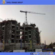 Grúa torre eléctrica modelo 6018 para construcción