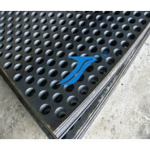 China Factory Round Hole Punching, Round Holes Perforated Metal Mesh