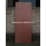 2016 new design ,Cheap Price Wood Veneered Plywood Door Skin,door skin plywood