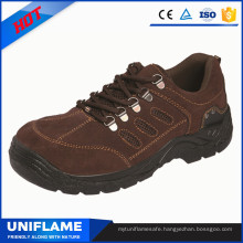 Men Steel Toe Cap Brand Safety Shoes, Women Work Footwear Ufa106