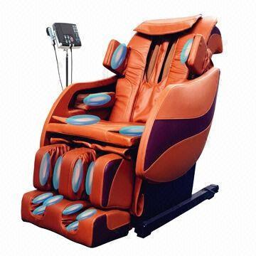 Chaise de Massage 3D Music Electric 3D Zero Gravity