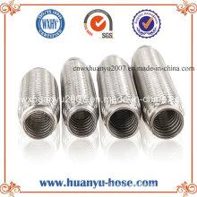 Manufactory Custom avec interlock Echappement Flexible Pipe