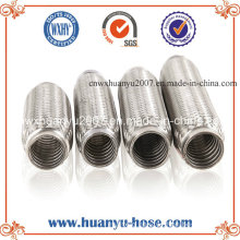 Manufactory Custom with Interlock Exhaust Flexible Pipe