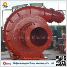 Équipement dur centrifuge de pompe de dragage de sable et de gravier de chrome