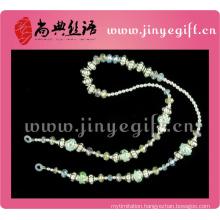 Guangzhou Wholesale Beaded Jewelery Necklace Holder For Eyeglasses
