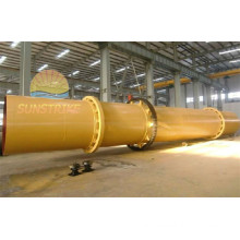 Professional Manufacture of Three Cylinder Rotary Dryer with Good Quality