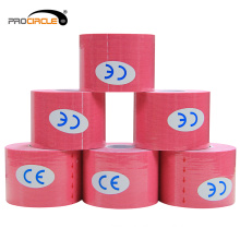 ECO Friendly 5cmx5m Sports Kinesiology Tape