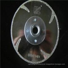 Ferramentas de diamante de alta eficiência de baixo preço lâmina de corte de mármore