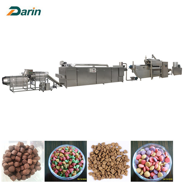 Hot Sale Pet Food Extruderen van machines