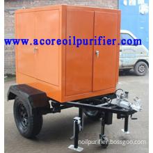 Mobile Vacuum Transformer Oil Filtration Machine Manufacturer