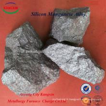 Ferro silicomanganese de grande pureté en tant qu'additifs de moulage / additifs de fonte