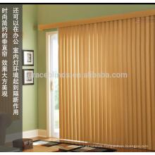 Customized Venetian Blinds decorative wooden vertical blinds