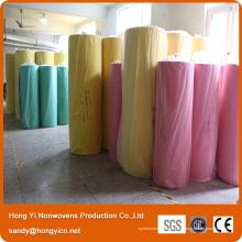 Paño de limpieza no tejido de la tela del alto absorbente del agua y del aceite, trapo de limpieza multi funcional