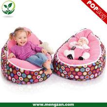 Новый дизайн стирать ребенка baby beanbag кровать комфорт детской кроватки beanbag