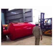 Usine de fabrication de charbon de bois de noix de coco de haute qualité à partir du prix de la biomasse