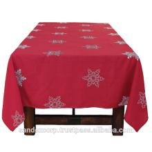 linge de table de restaurant