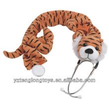 Прямая поставка с завода Прямые стетоскопы с плюшевыми игрушками животных