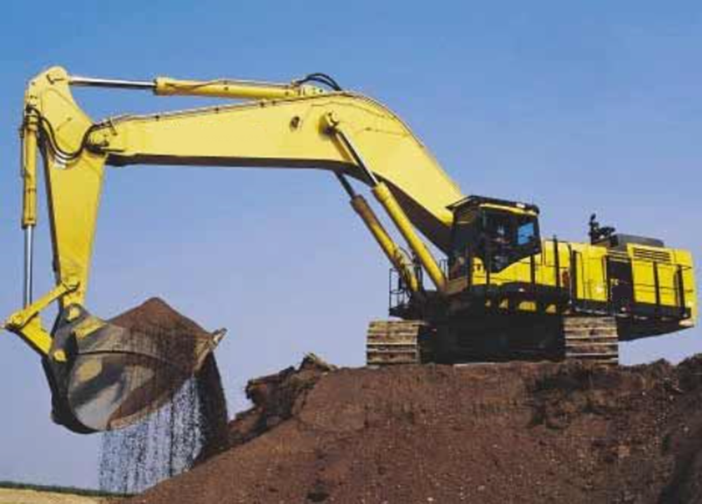 Digging Machine 20t