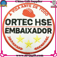 Customized Embroidery Patch with Customer Logo