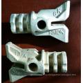 accesorios de andamio de fábrica de fundición de china por fundición de acero al carbono