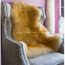 Faux Pelz mit jedem Farben Teppich