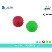 Резиновый мяч для домашних животных Игрушка для писклявых собак