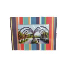 Cadre de photo promotionnel personnalisé Aimant de réfrigérateur / cadre photo magnétique / cadre photo aimanté