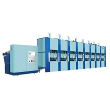 Full-Automatic Vacuum Foaming Moulding Machine
