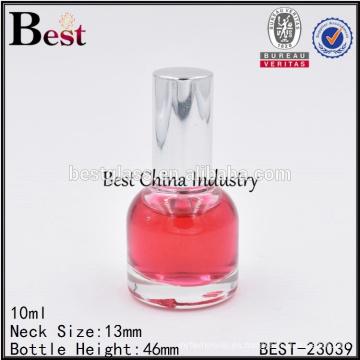 botella clara del vidrio del difusor del coche 10ml para la botella de perfume del aceite esencial 10ml muestras libres fabricantes de China