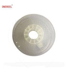 Carretel plástico vazio do filamento da impressora 3D