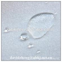Repelente al agua repelente al aceite antiestático con aguja perforada fieltro de poliéster no tejido
