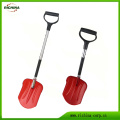 Telescopic Car Snow Shovel with Plastic Blade