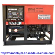 Дизель генератора мощностью 10 кВт (ATS1080)