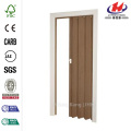 80in Woodbridge Nutmeg Accordion Door