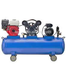 3HP 4HP 5HP 6HP 2.2kw 3kw 4kw 5.5kw piston petrol portable gasoline air compressor