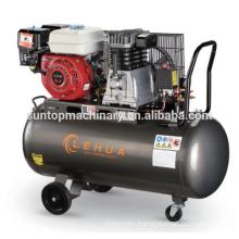 gasoline engine 5.5hp 50l 100l air compressor