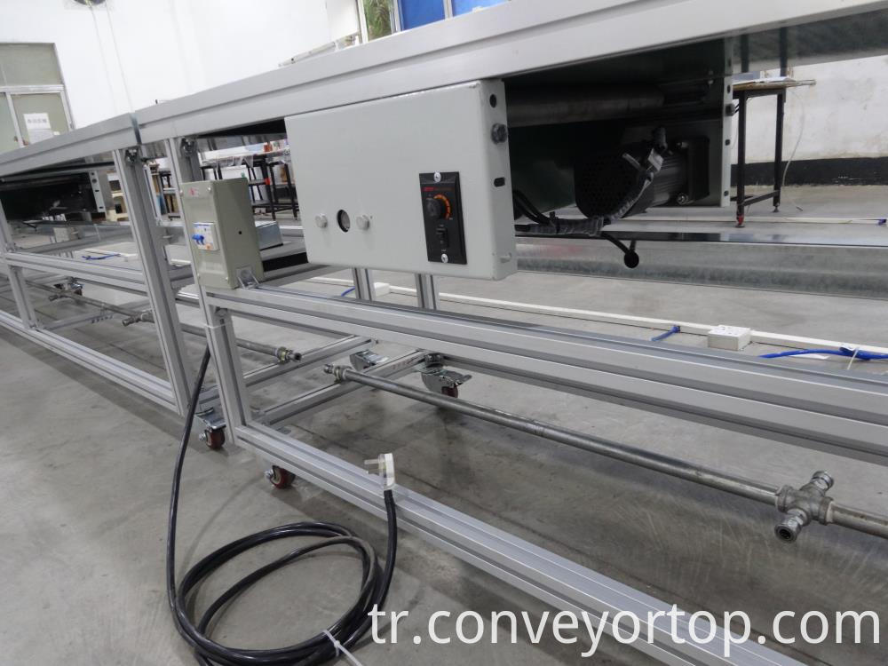 Moveable Conveyor Belts