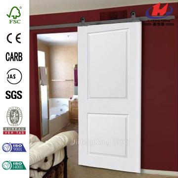 Barn Door with Sliding Door Hardware Kit