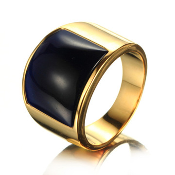 New Arrival Plating Gold Dance queen ring