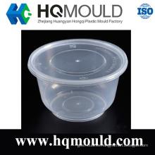 Molde para envases de plástico Roud Bowl