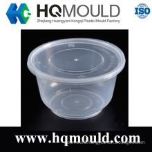 Plastic Roud Bowl Packaging Container Mold
