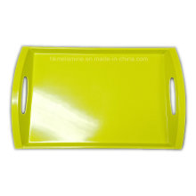 20inch Square Melamine Tray with Logo (FW3159)