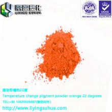 Temperature change powder temperature change color change thermochromic pigment