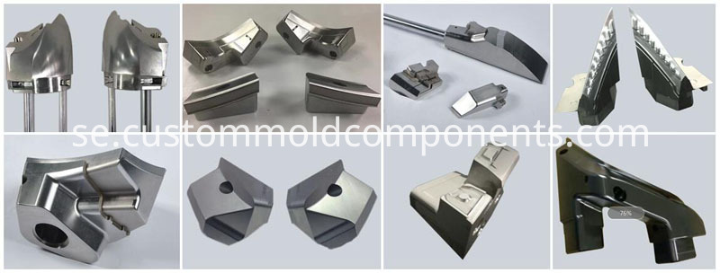 Plastic Mold Parts