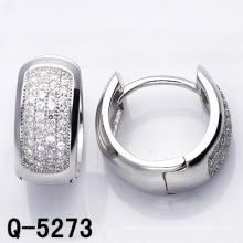 Серьги 925 серег ювелирных изделий способа (Q-5273)