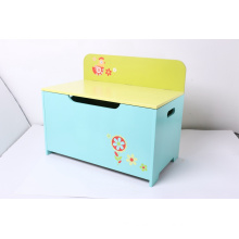 Storage Wooden Toy Storage Toy Box Bench Chest Storage Case Children Furniture Decoration Furniture