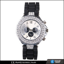 Reloj de pulsera de diamante sintético 2015