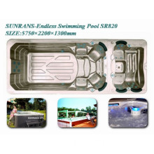 Luxury,top rank, fashionable Endless Swimming Pool-SR820